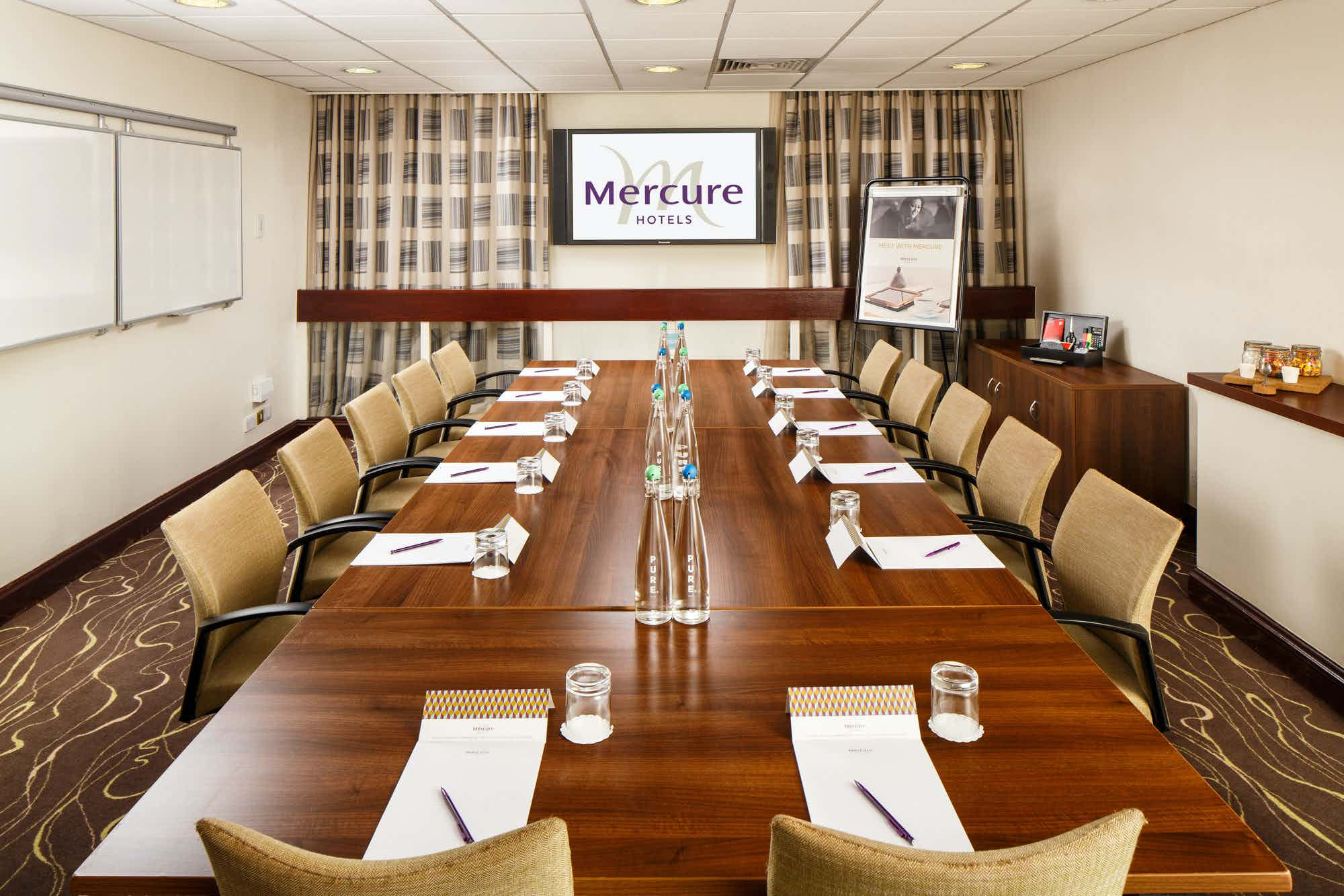 Congress Suite, Mercure Manchester Piccadilly Hotel