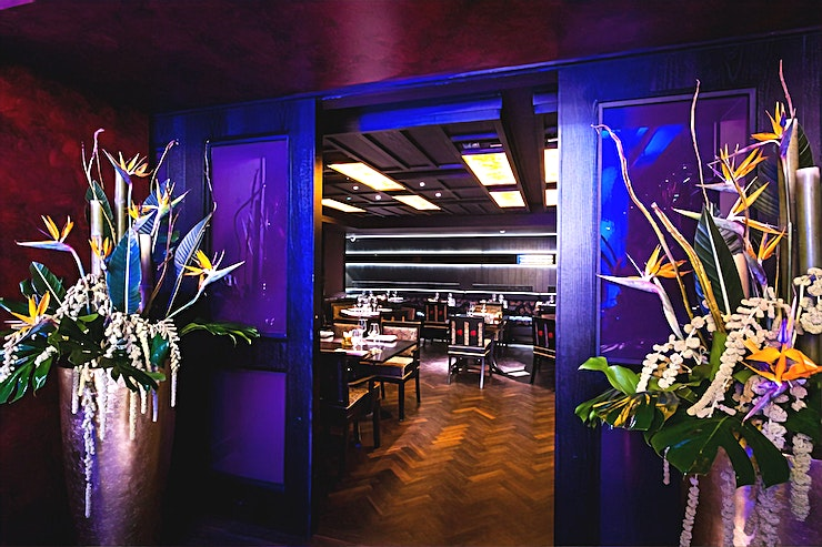 Private Dining Room **Hire the Private Dining Rooms at Buddha-Bar for one of the best private dining rooms London has to offer.** 