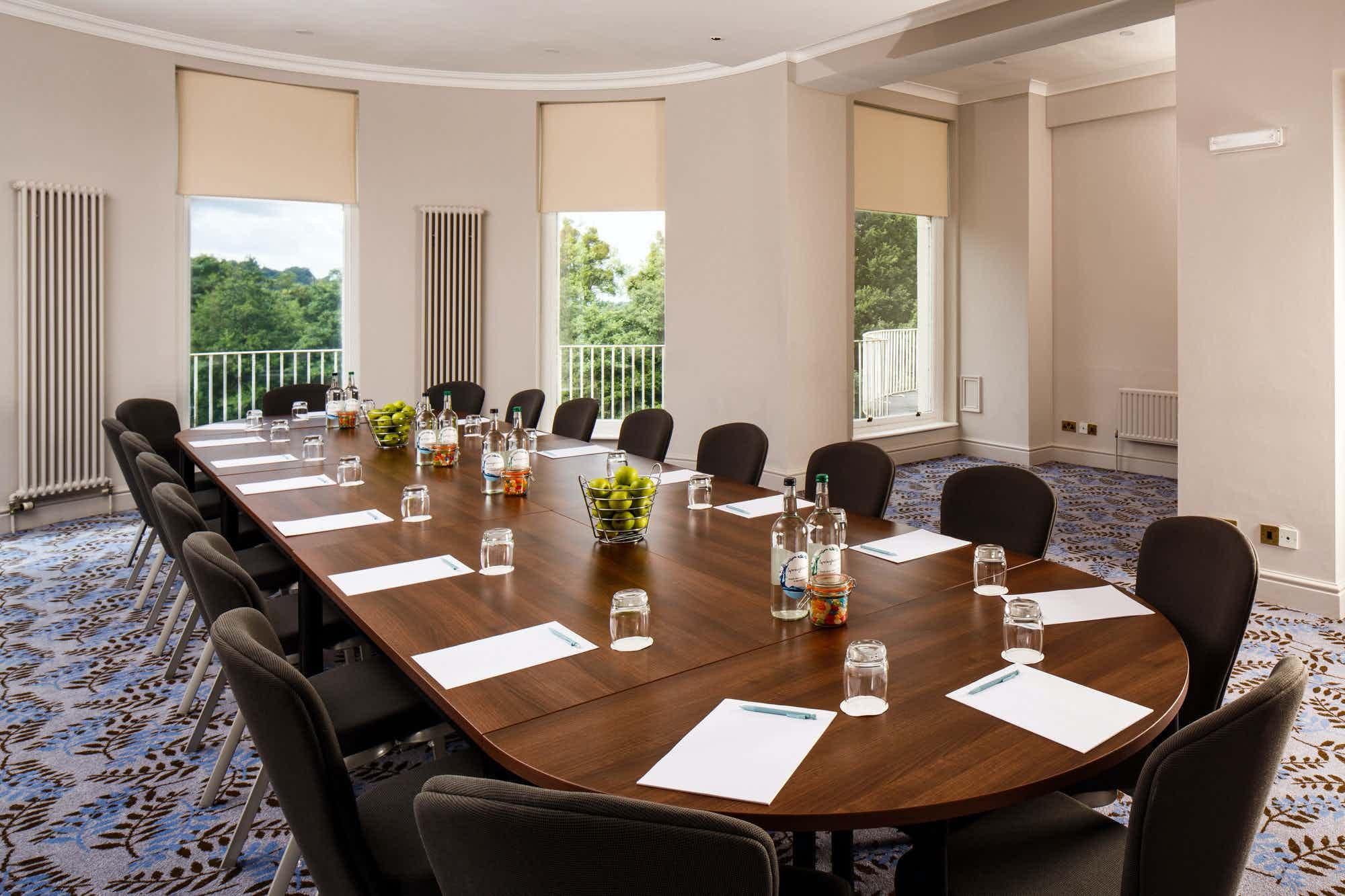 Congress Suite, Mercure Gloucester Bowden Hall Hotel