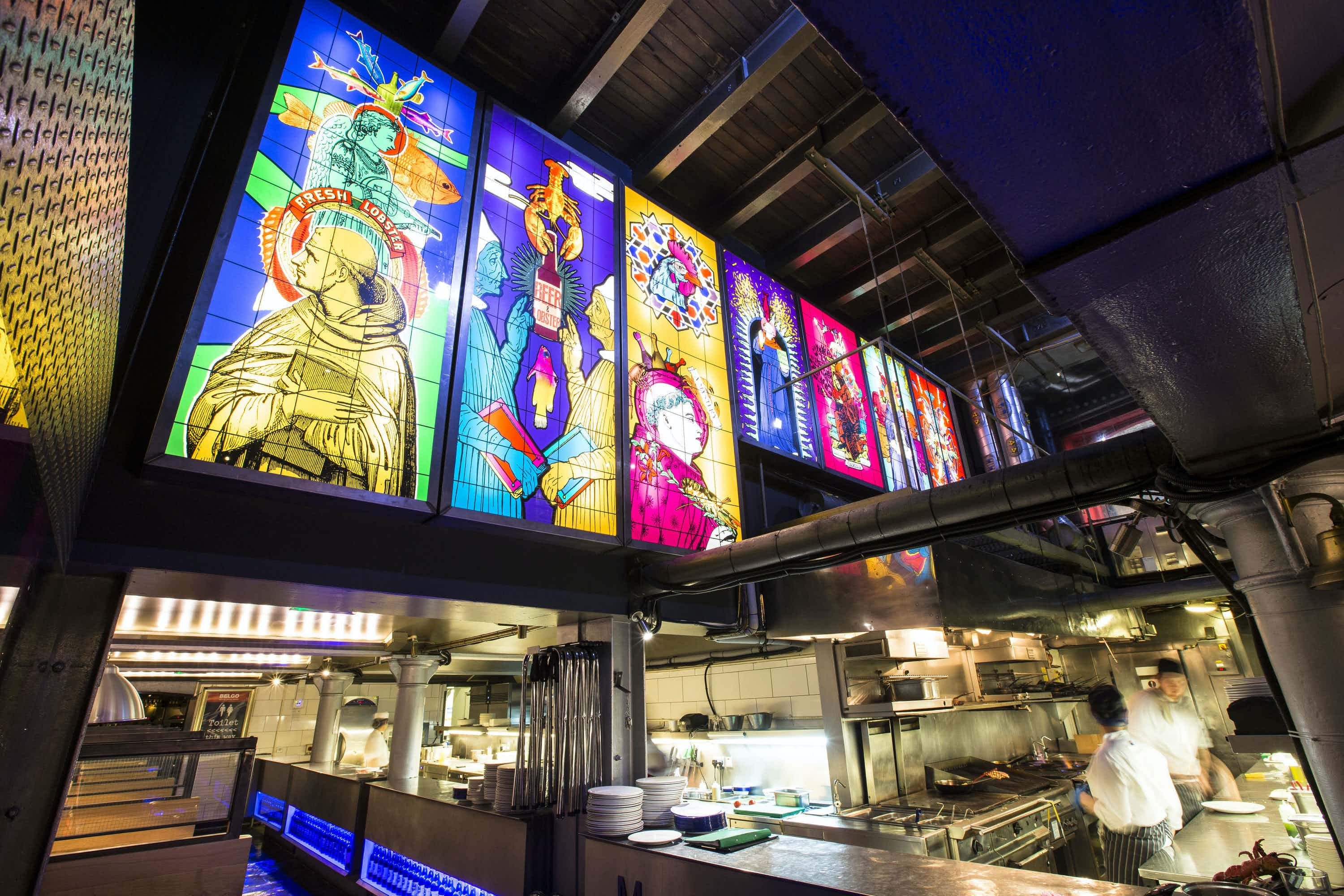 Exclusive Venue Hire, Dinner Hire, Belgo Central