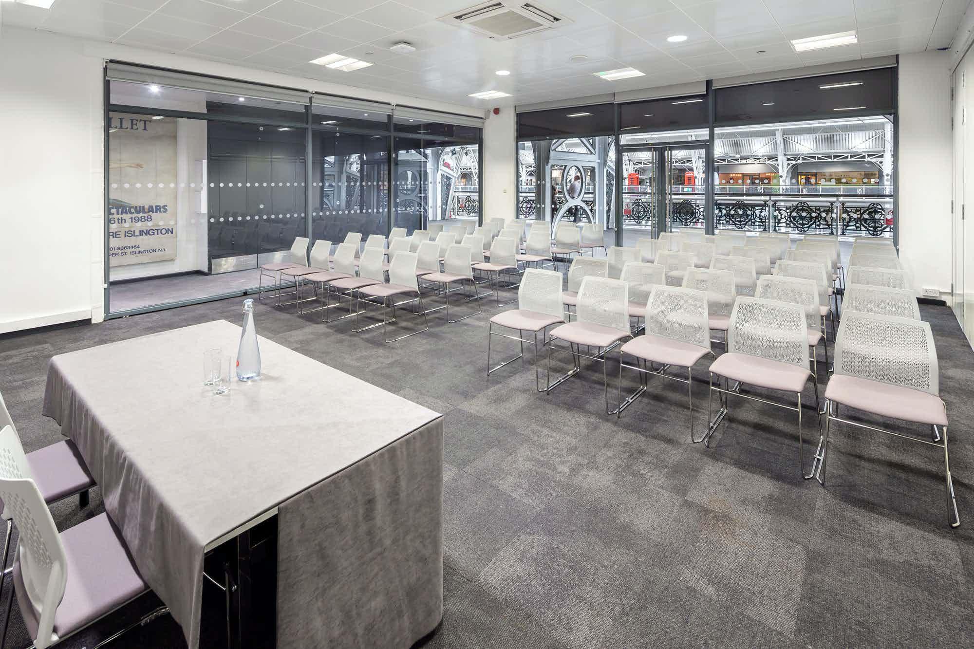 Rooms B-H , Business Design Centre