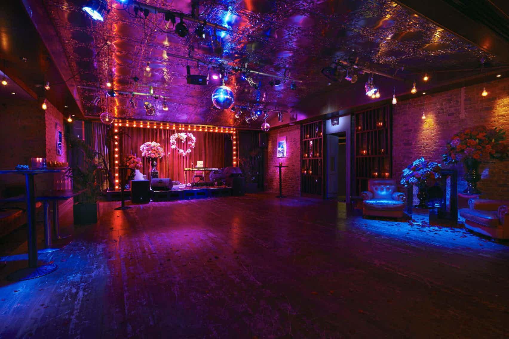 The Green Room, Century Club