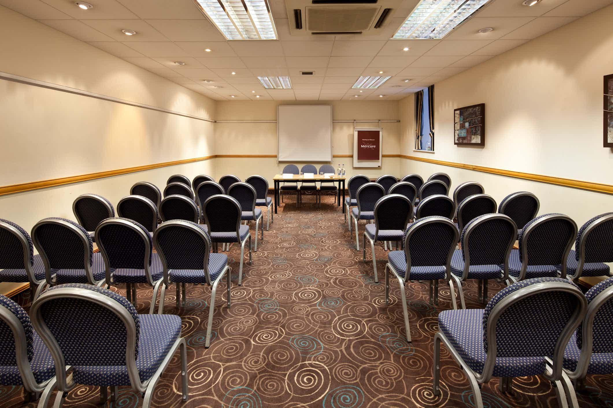 Broker Suite, Mercure Glasgow City Hotel
