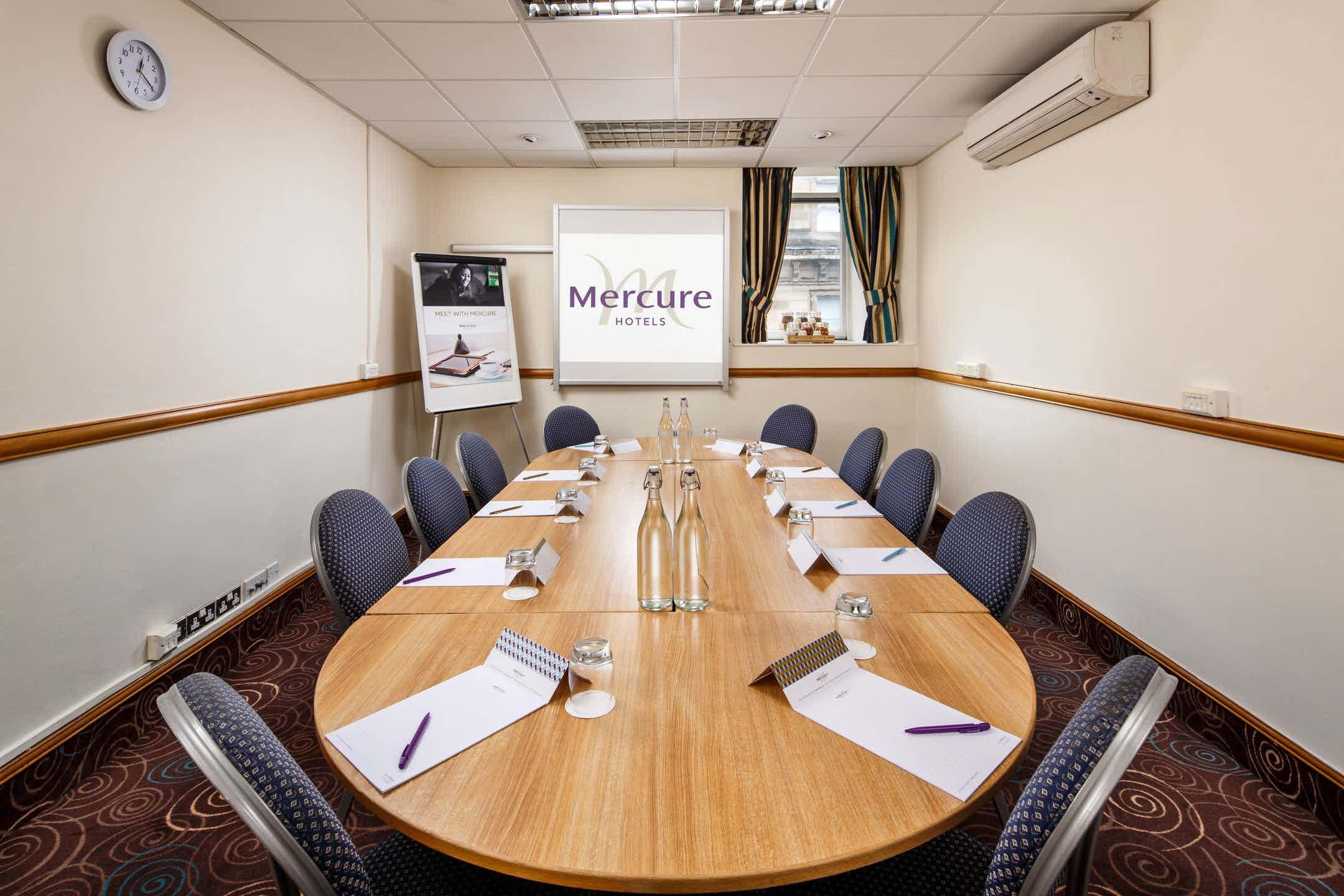 Merchant Suite, Mercure Glasgow City Hotel