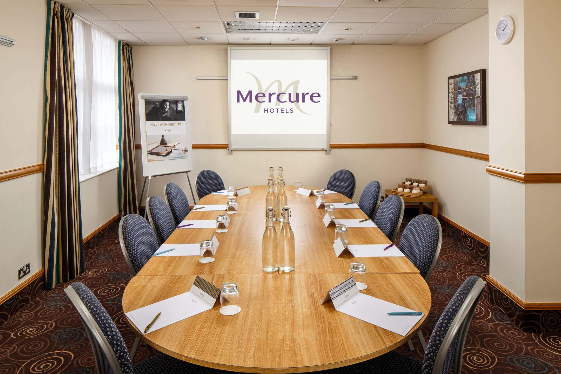 Trader Suite, Mercure Glasgow City Hotel