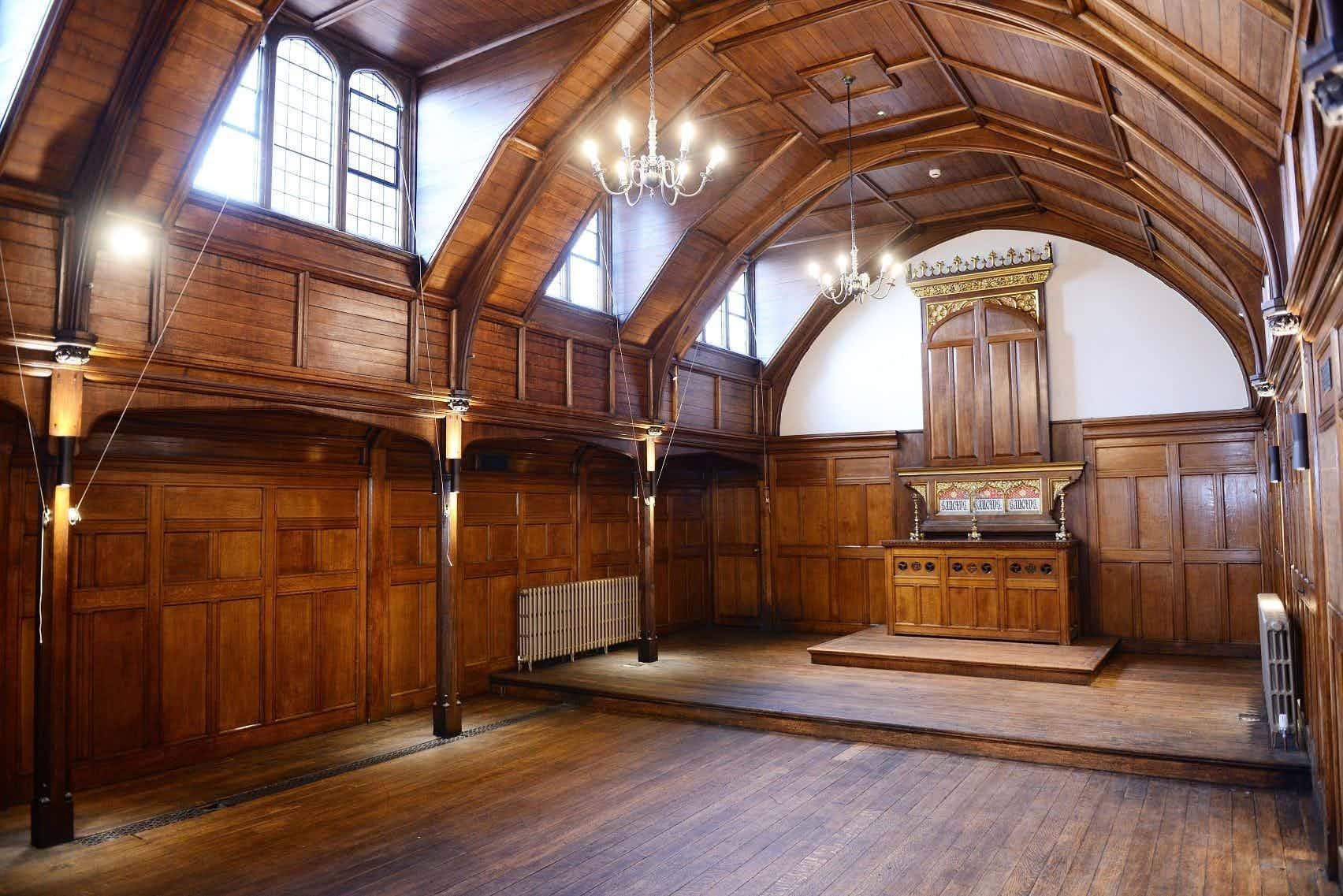 Chapel, Oxford House