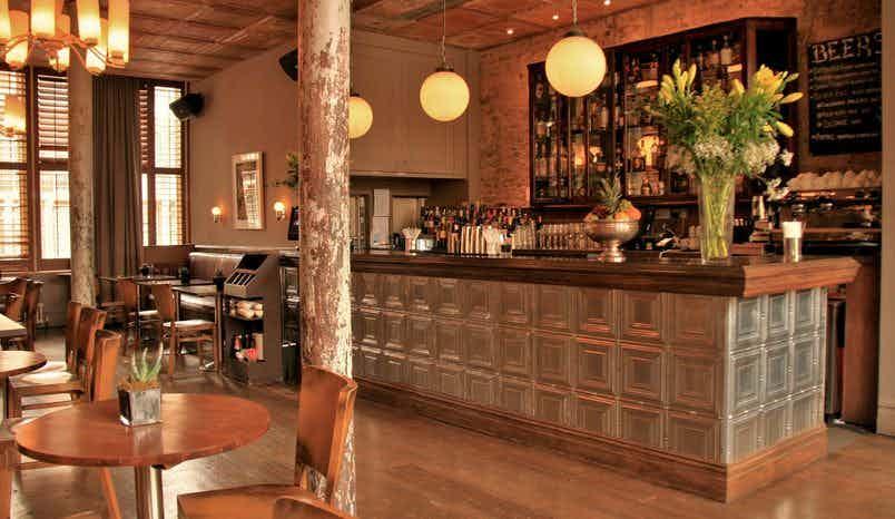 Tap Room, Evening Hire, Century Club