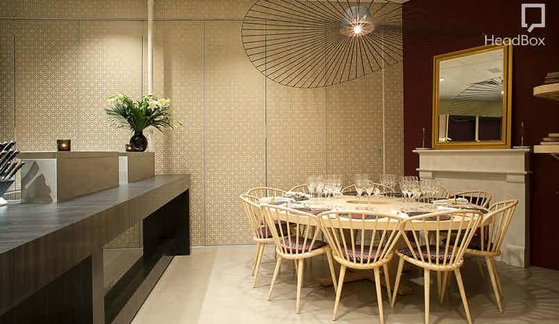 Kitchen Space 1, Aveqia