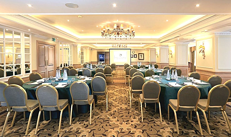 Regency Room **The Regency Room is a stylish function room for hire in Marlow.**