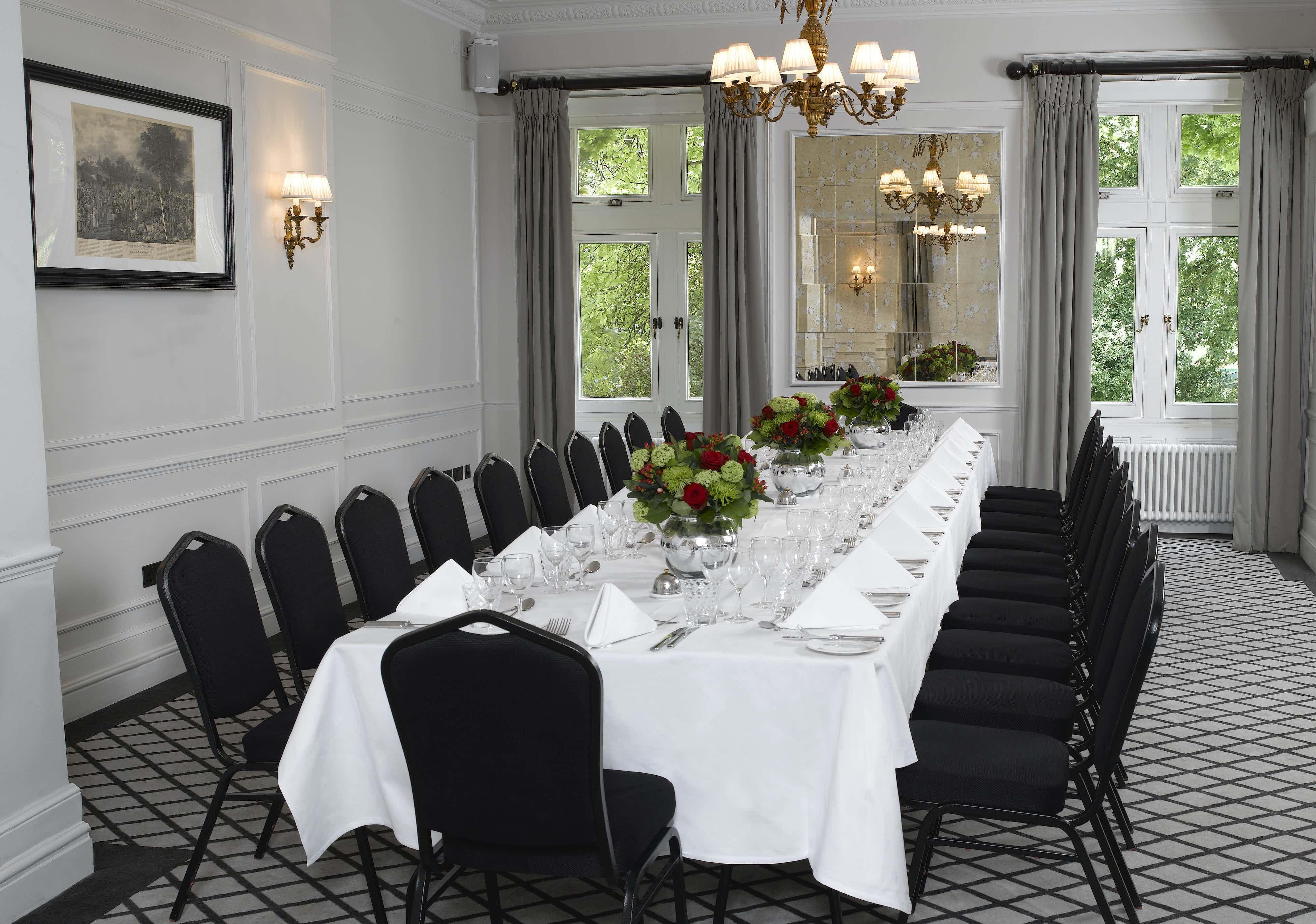 The Hudson Room, The Farmers Club