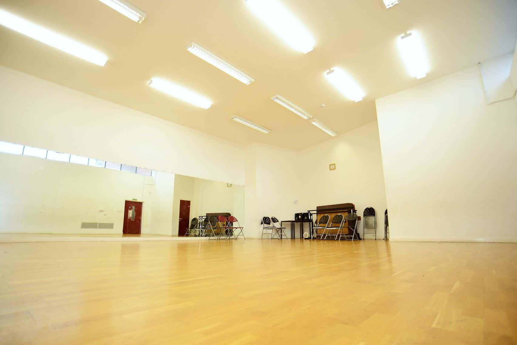 Dance Studio, Oxford House