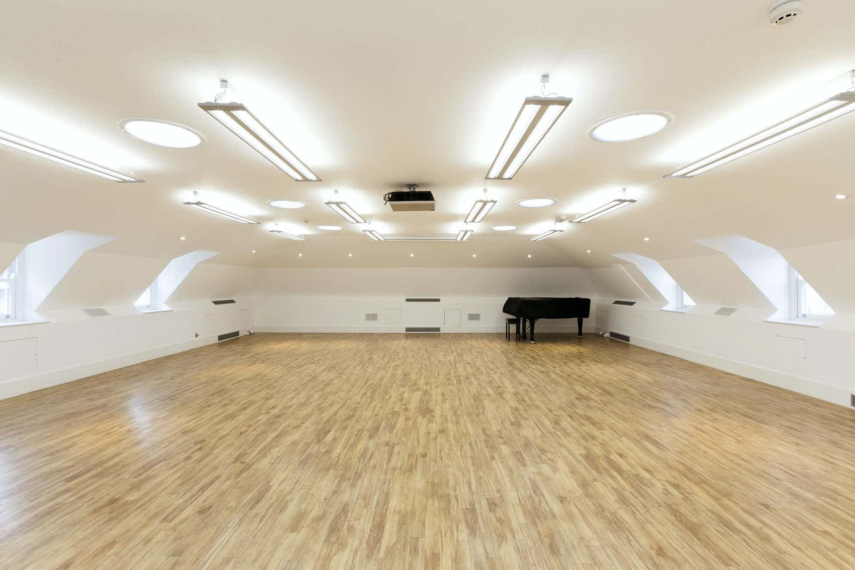 Event Space, Faber