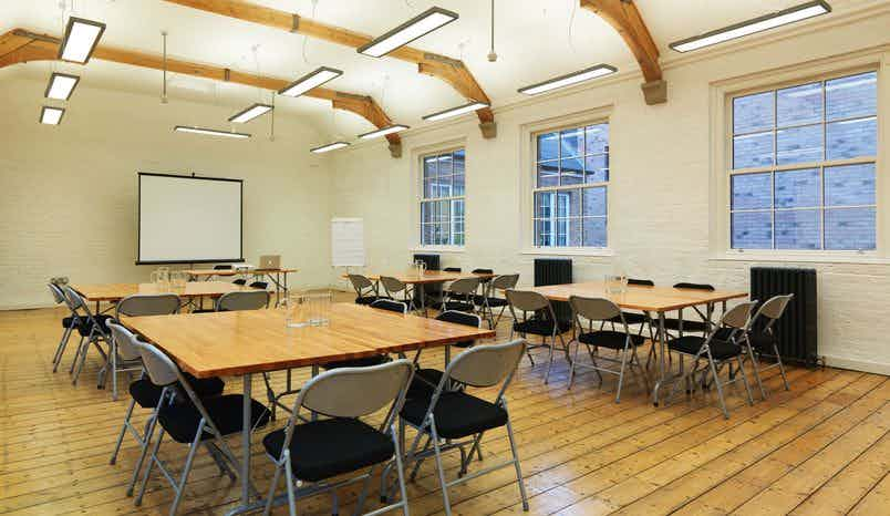 Event Space, The Artworks Classrooms