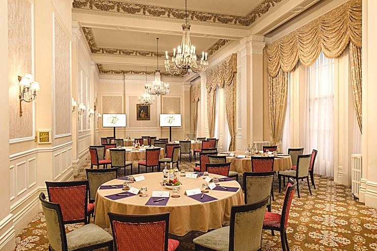 Princes Room **The Princes Room at The Grand is a stunning event Space available to hire in Eastbourne.**