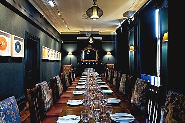 Elgin Club Rooms Located on our first floor the magnificent club rooms boast wondrous decor & flexible layouts. The space can be used as a grand feasting hall or for elegant drink parties, whatever the occasion make