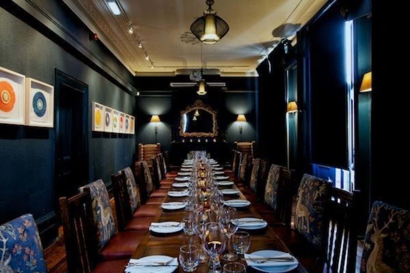 Elgin Club Rooms, The Elgin
