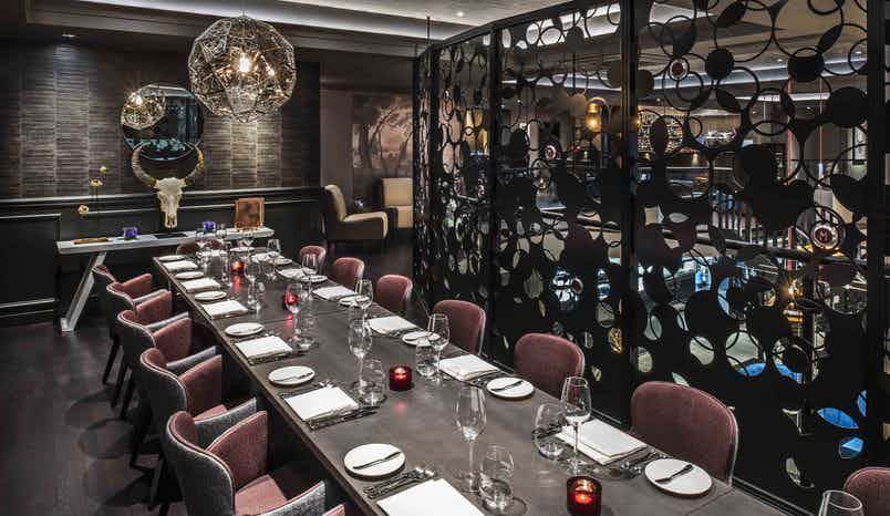 Grill Private Dining Room, M, Threadneedle Street