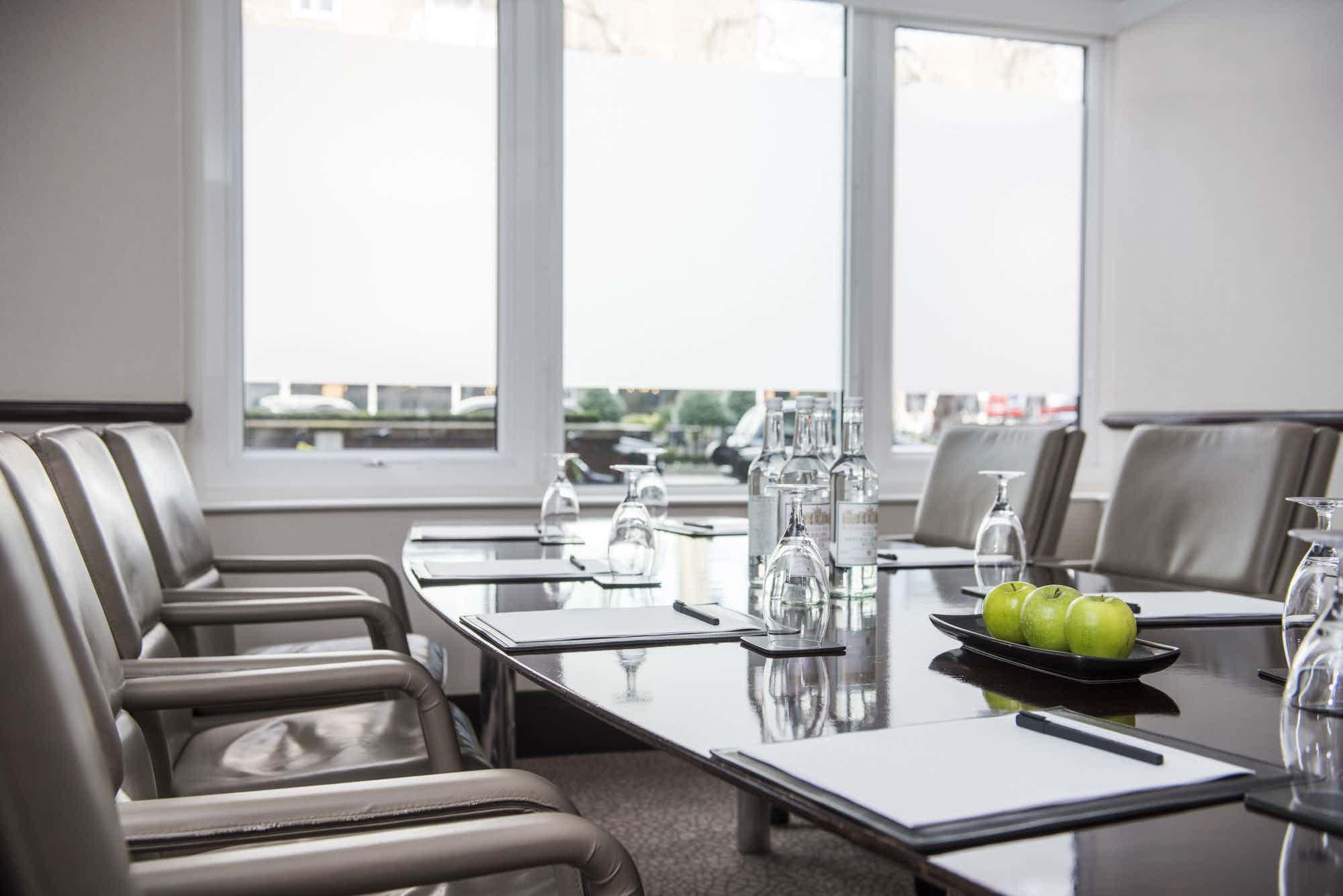 The Boardroom 2 Suite, Hyatt Regency London - The Churchill