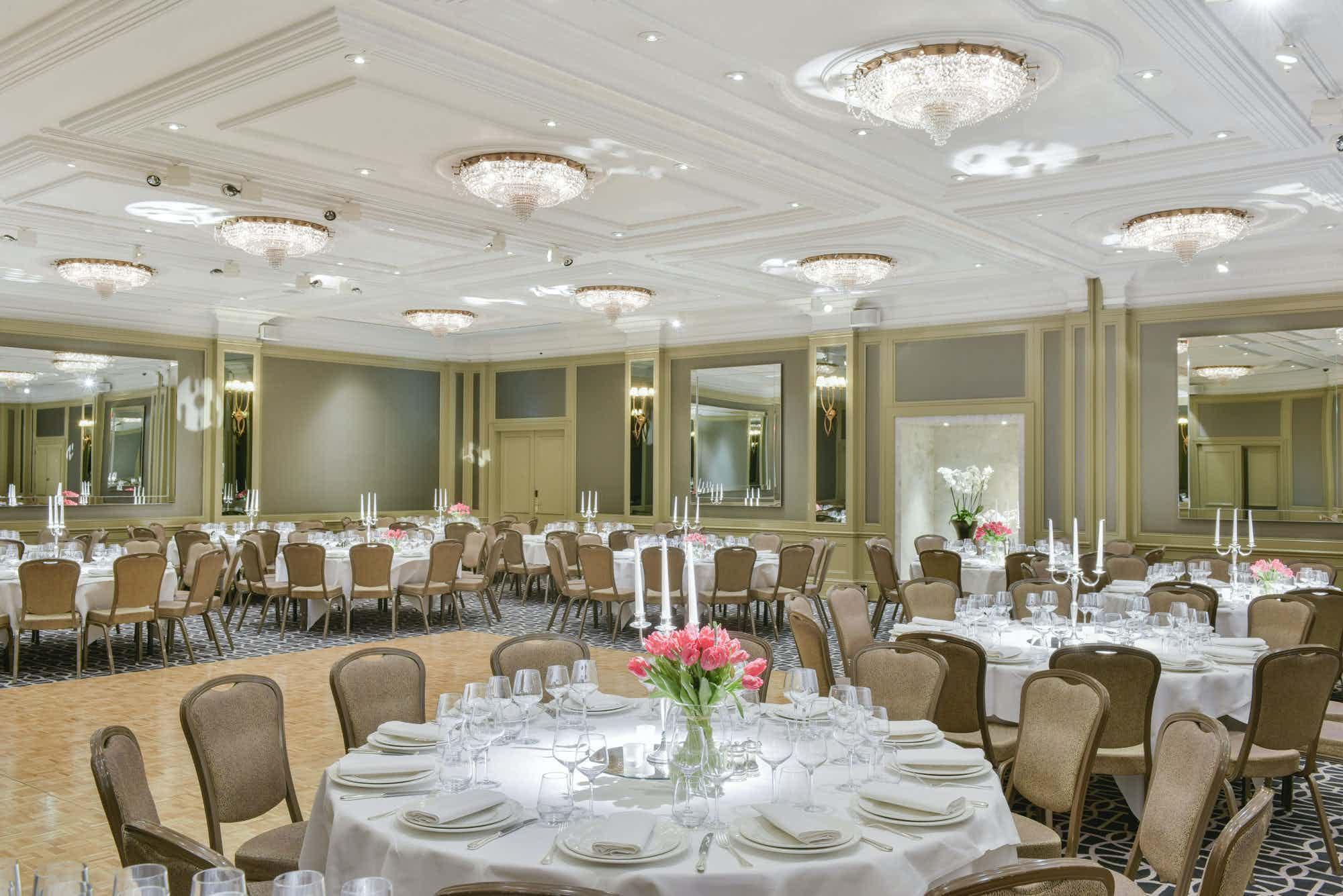 The Chartwell Suite, Hyatt Regency London - The Churchill