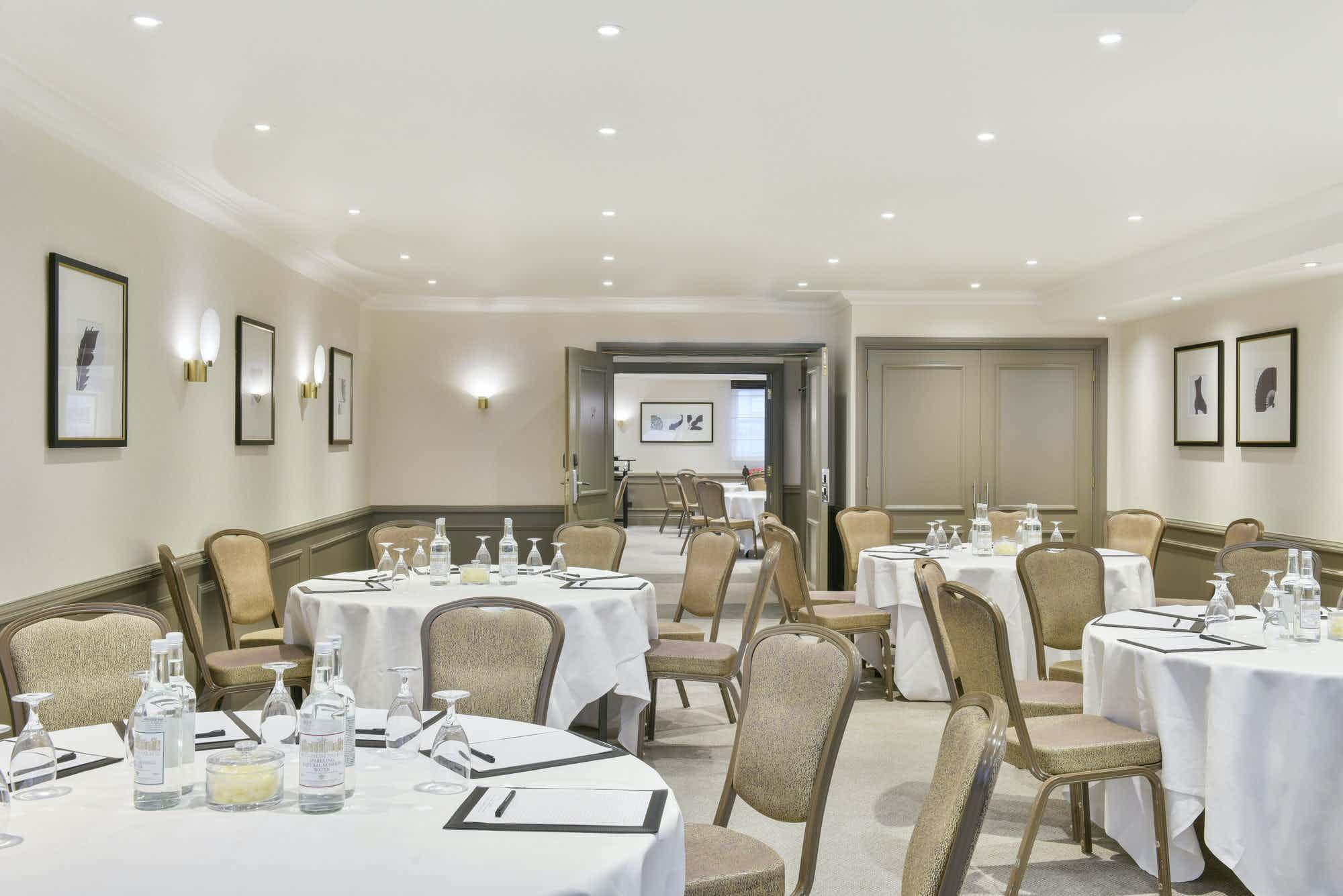 The Marlborough Suite, Hyatt Regency London - The Churchill