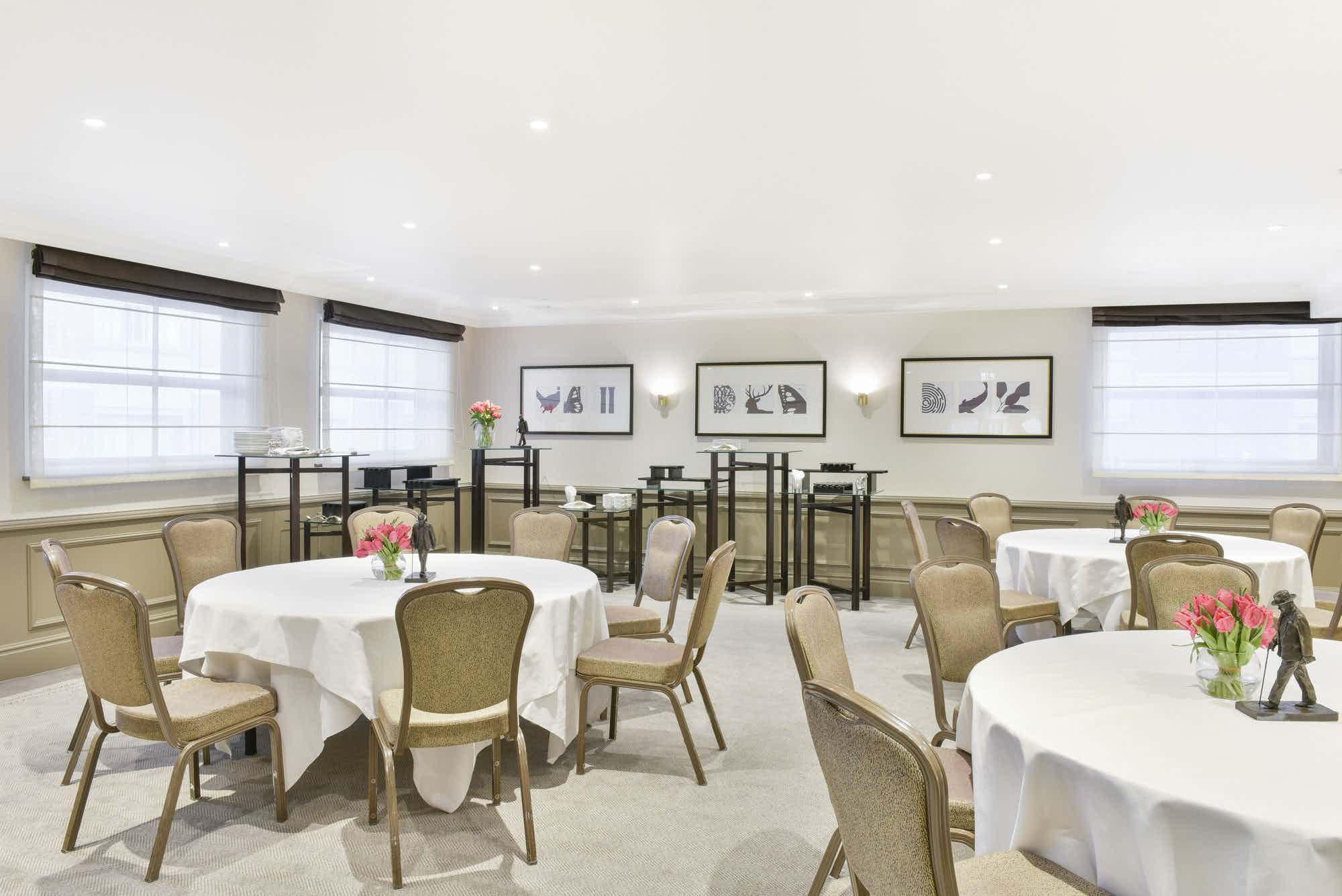 The Blenheim Suite, Hyatt Regency London - The Churchill