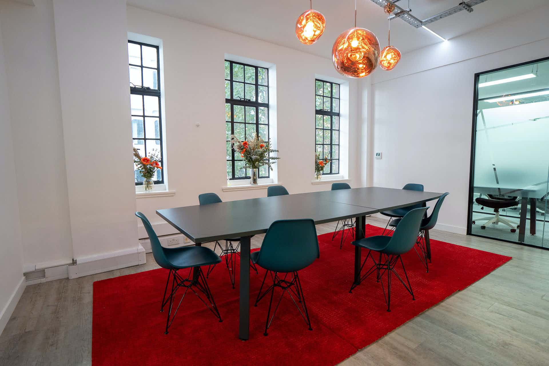Tom Dixon Boardroom, AW Offices
