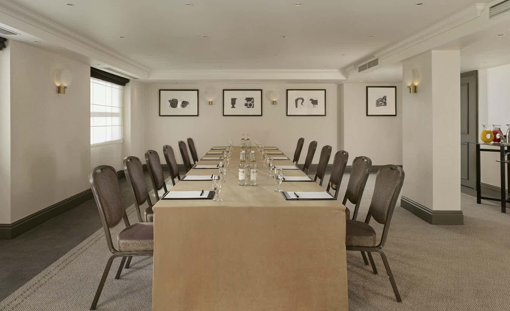 The Spencer Suite, Hyatt Regency London - The Churchill