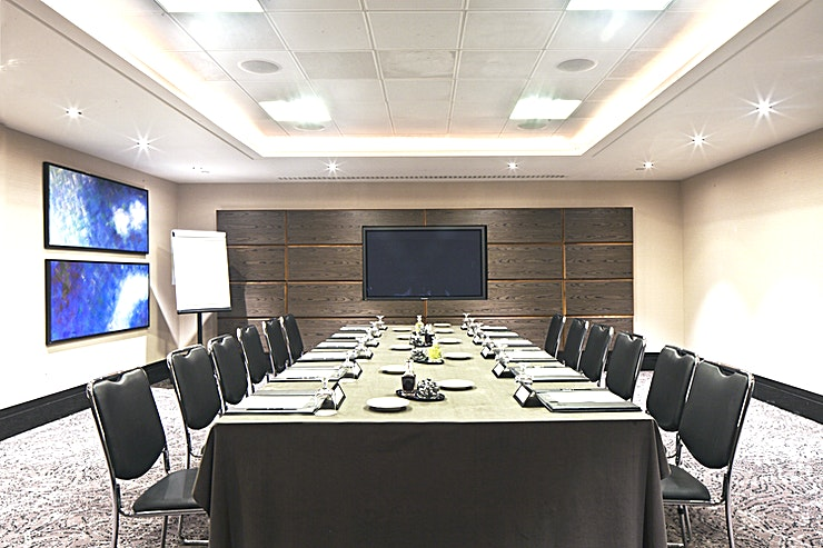 Meeting Room  **Our central and accessible London location makes us one of the most convenient conference venues in the city. **  Our flexible range of 23 meeting and function rooms makes us an ideal venue for host