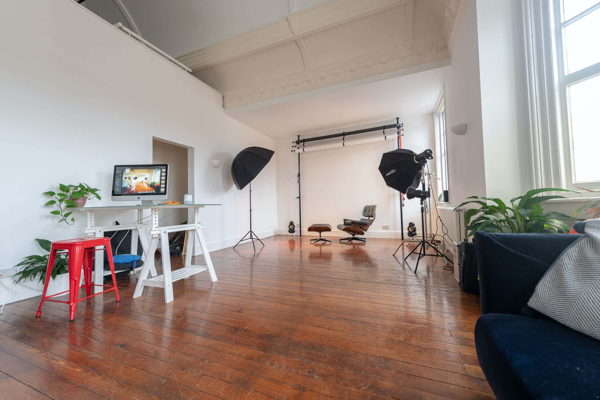 Photography Studio, My Studio Hire