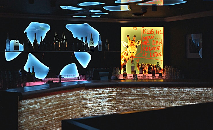 The Club **Sumosan Twiga's club is a late-night hideaway bringing a taste of the legendary international Billionaire club to London.**   This intimate Space is fully self-contained with state-of-the-art soun