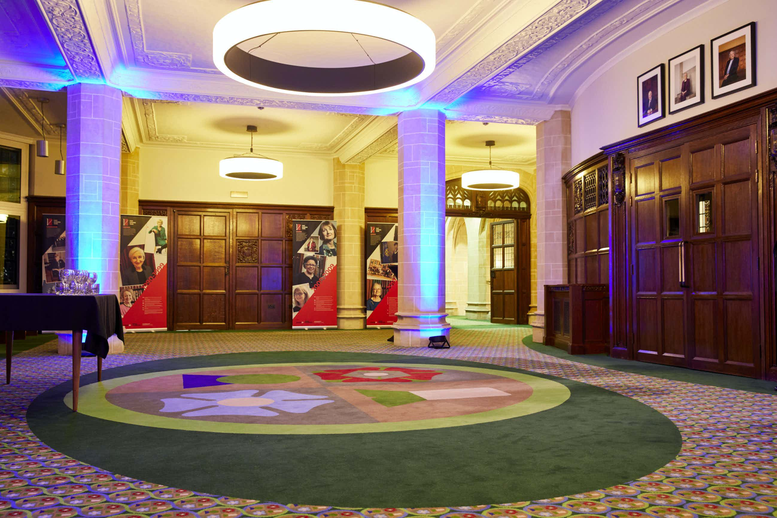 The Lobby, Day Hire, The Supreme Court of the United Kingdom