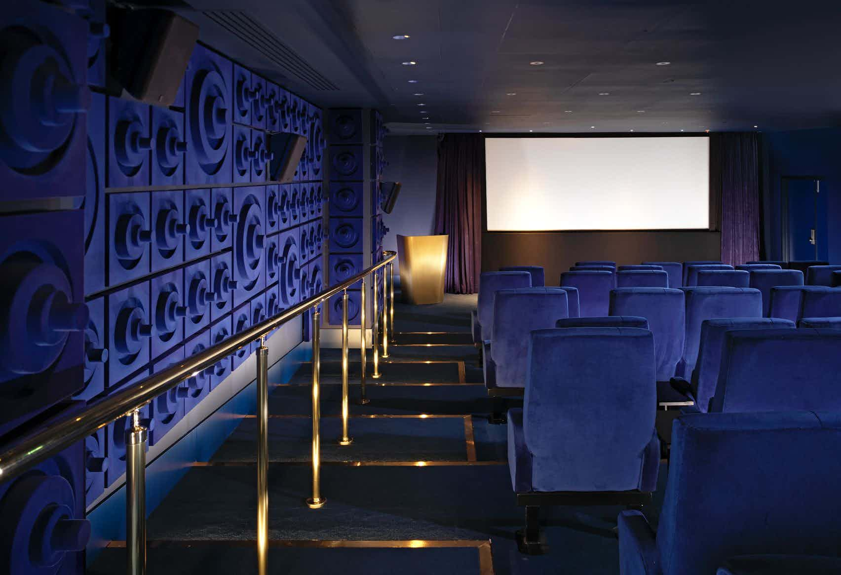 Screening Room, Sea Containers Hotel