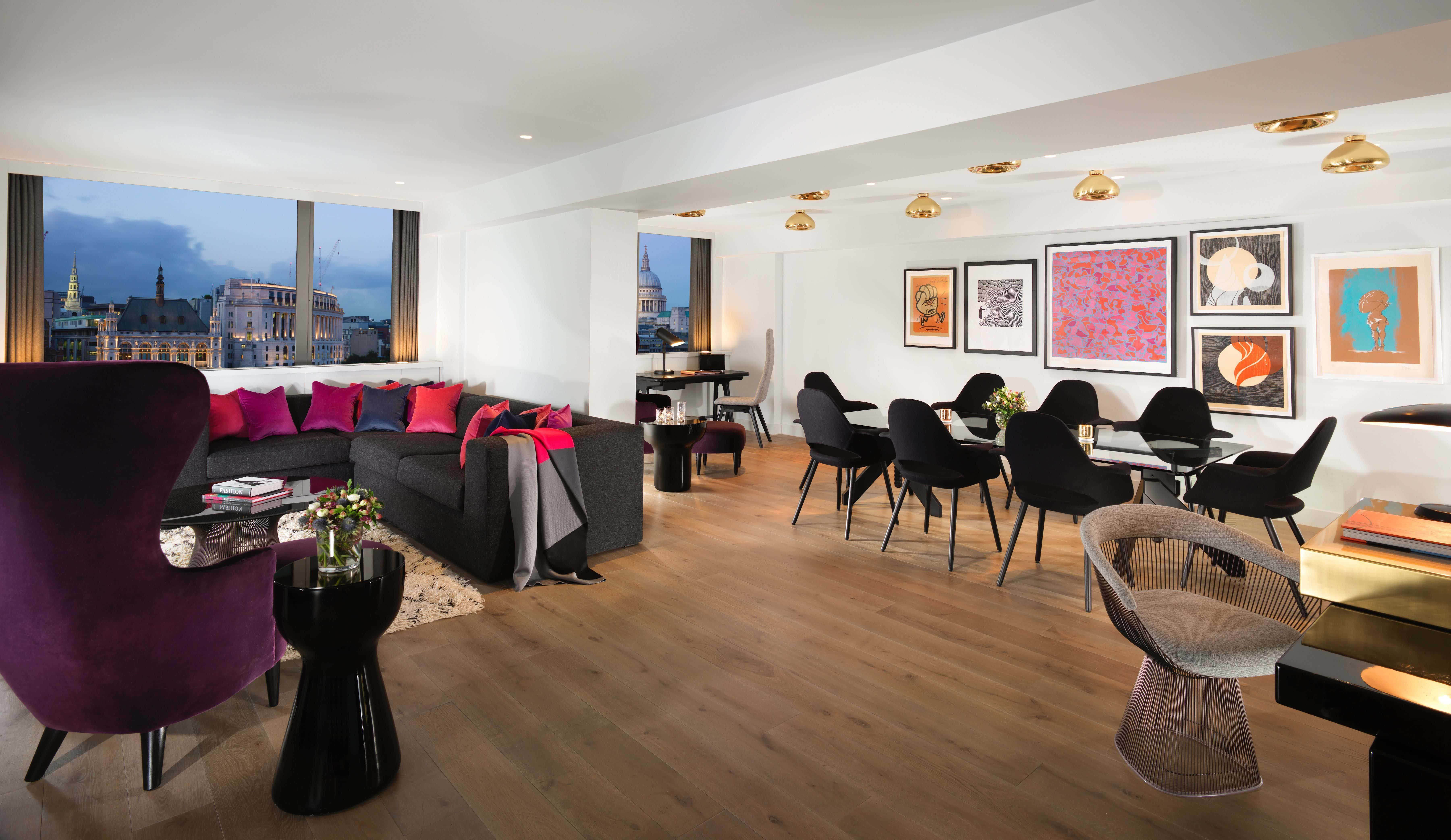 The River View Apartment, Sea Containers Hotel