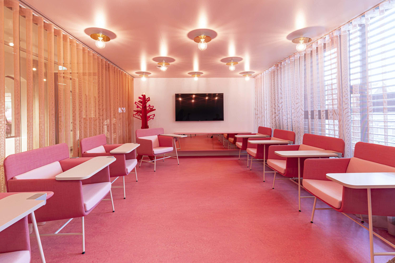 The Pink Salon, Capital C Amsterdam