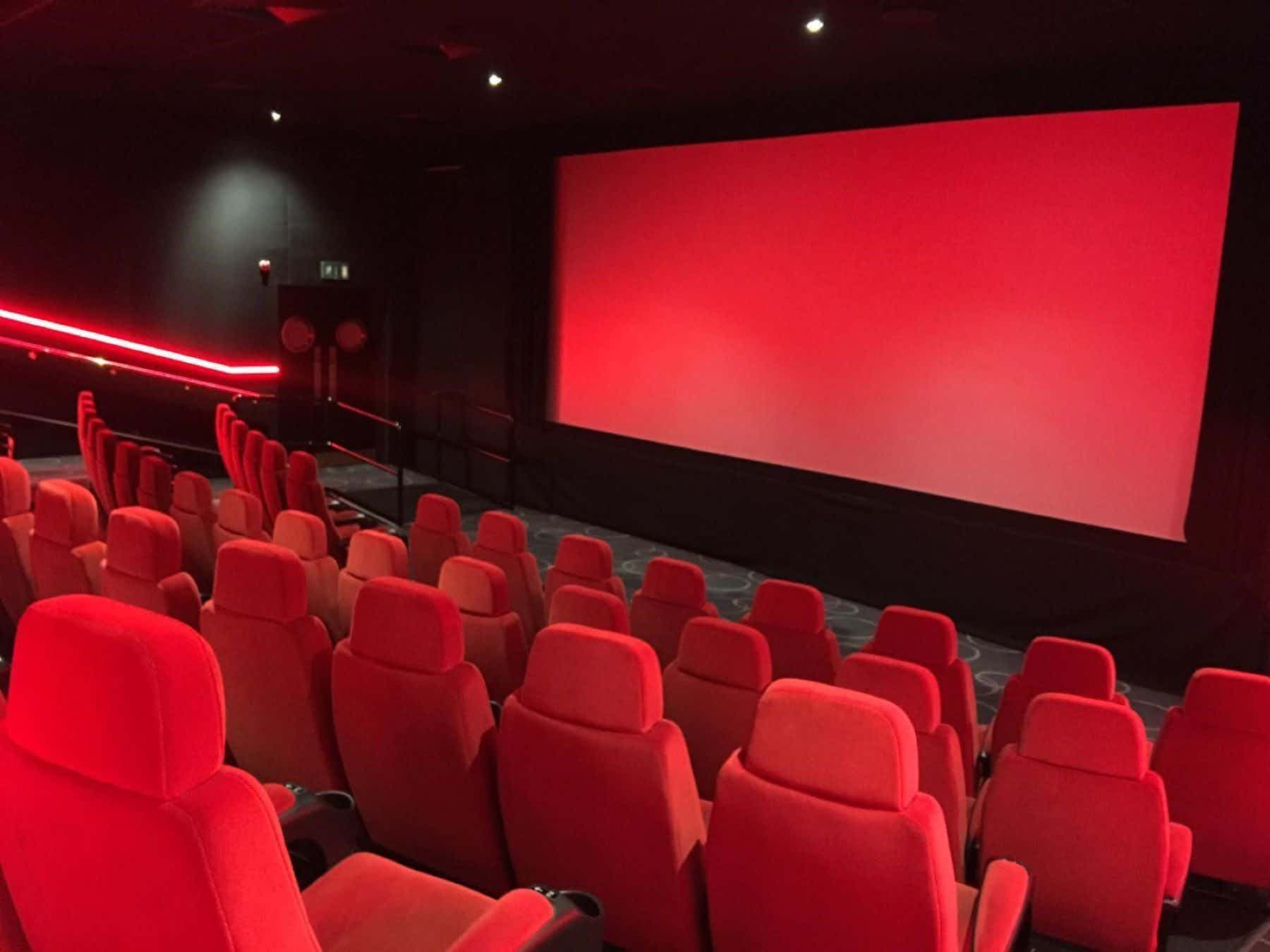 Standard Screen- Screen 2, Cineworld Leicester Square