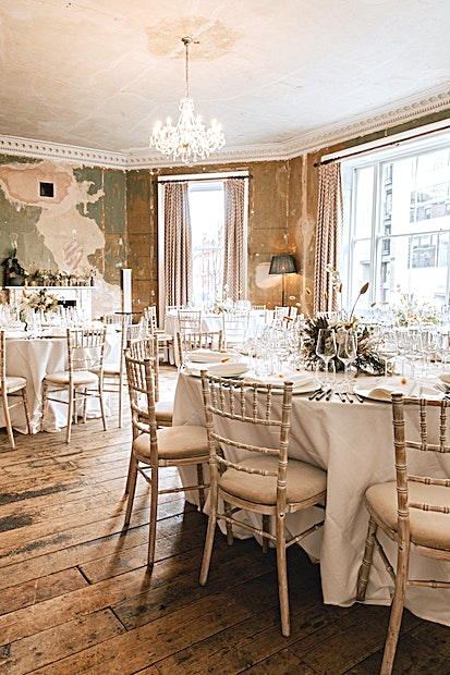Ennismore Sessions House - Exclusive Wedding Hire **Step into Ennismore Sessions House, a grand Grade II listed building that makes the perfect setting for your wedding day.**  On the west side of Clerkenwell Green stands Ennismore Sessions House,