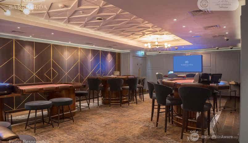 The Club Room, Barracuda Casino