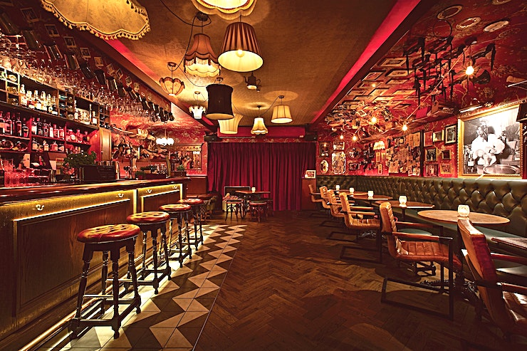 Whole Venue Barts is a quirky late night speakeasy bar hidden away in the heart of Chelsea. With an extensive wine and prohibition cocktail list. This venue is ideal intimate gathering, product launches, Christmas parties and much more.