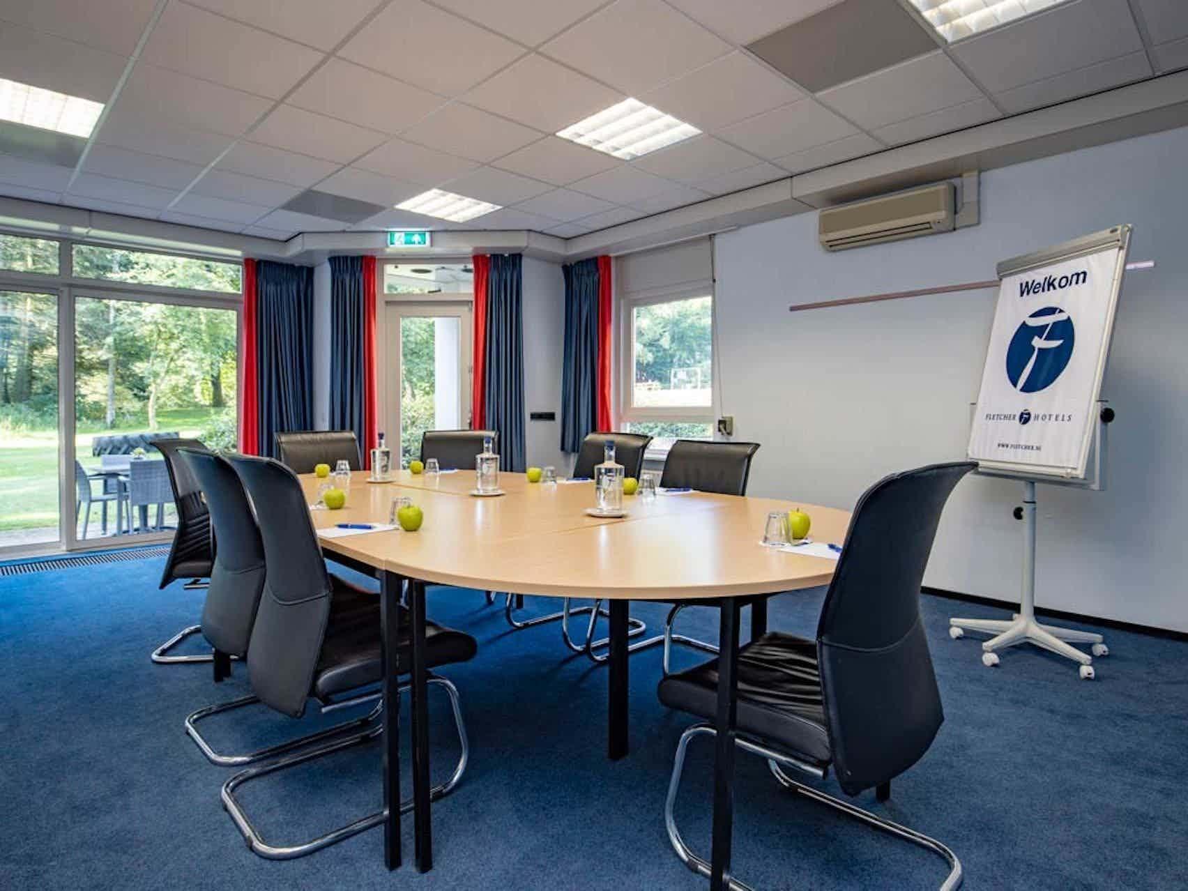 Meeting Room 1, Fletcher Hotels - Amersfoort