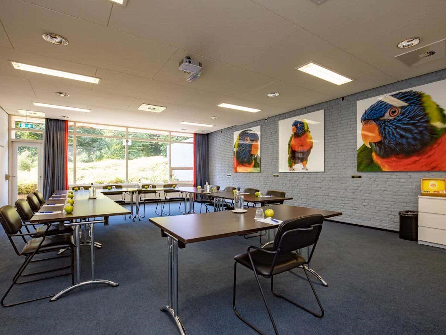 Meeting Room 4, Fletcher Hotels - Amersfoort