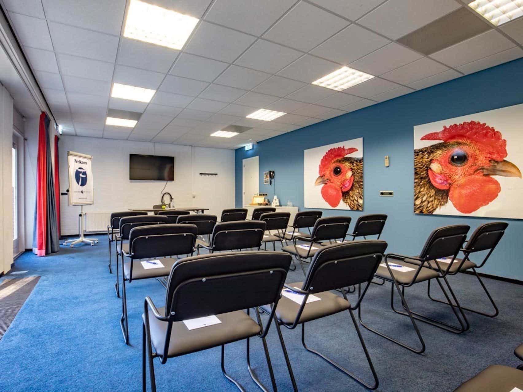 Meeting Room 6, Fletcher Hotels - Amersfoort