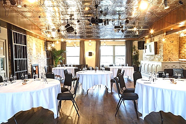 The Green Room **Hire the Green Room at the Century Club for one of the best options for party venues London has to offer.**