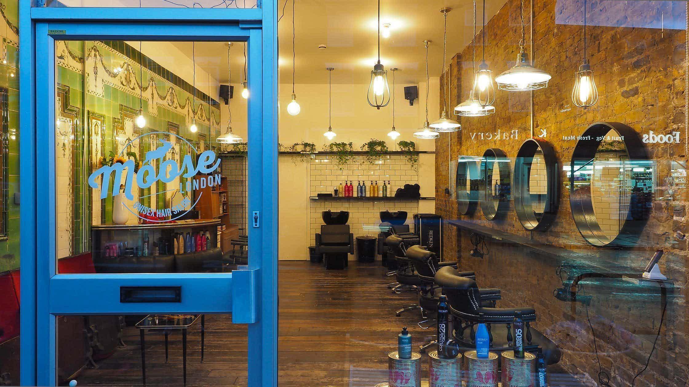 Boutique Salon, Moose London