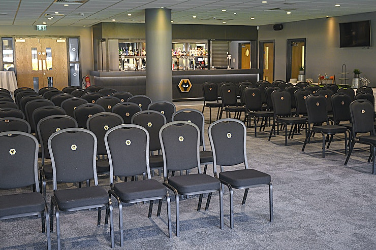 Executive Club **Hire the Executive Club at Molineux Stadium, home of the Wolverhampton Wanderers**