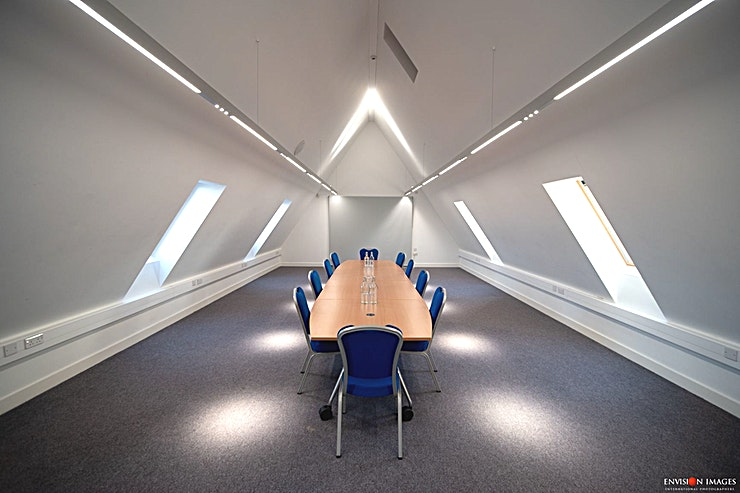 The Community Hub **Did you know you can book a meeting room at The Monastery Manchester?**