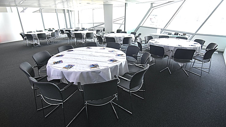 Room 2 **Need a meeting room to hire in London? Welcome to Room 2 at the Crystal, one of the best options for venue hire in East London** 