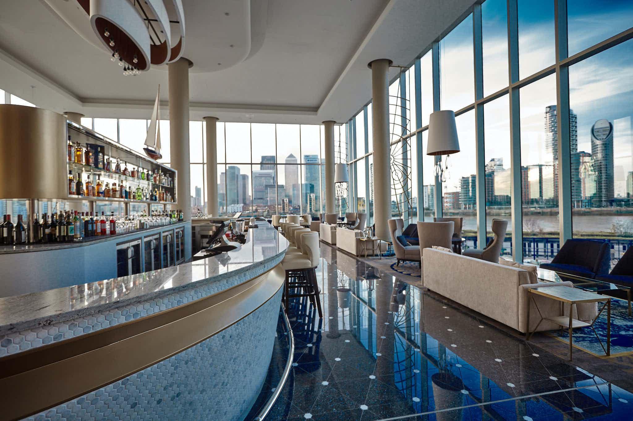Clipper Bar , InterContinental London - The O2