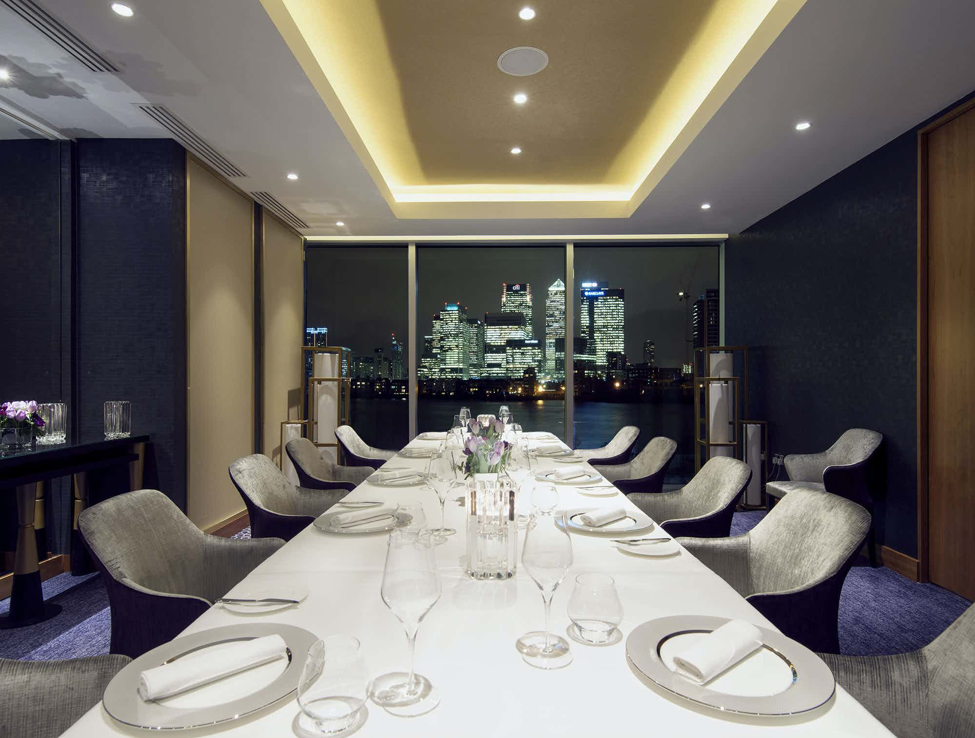Peninsula Restaurant & Private Dining , InterContinental London - The O2