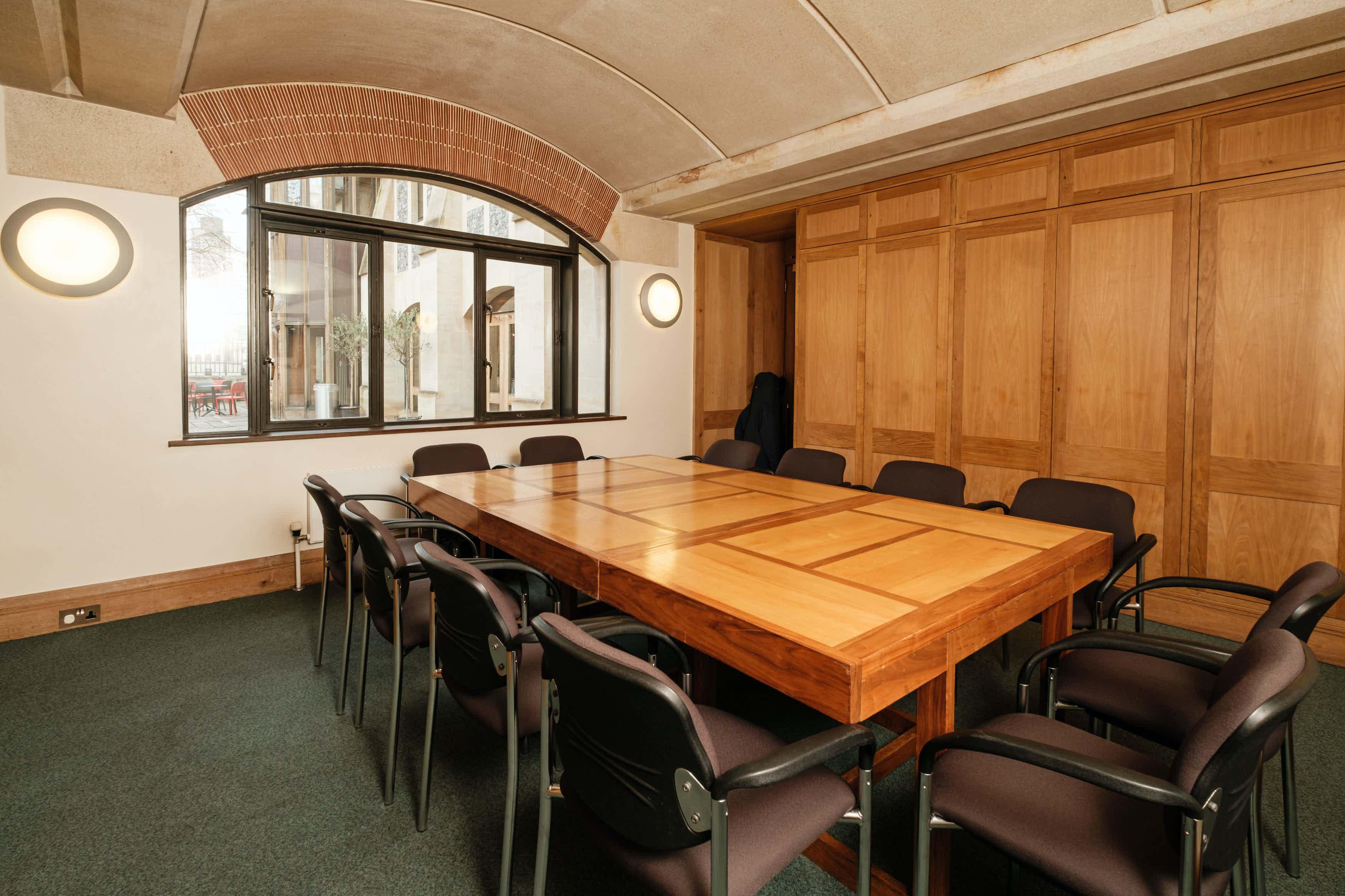 Desmond Tutu Room, Southwark Cathedral