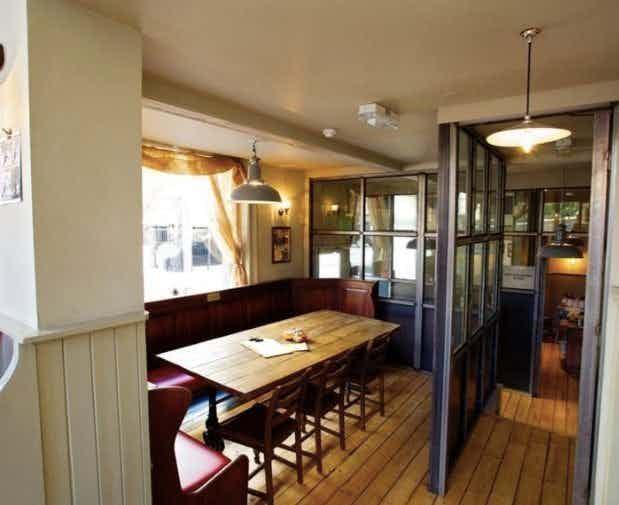 Private Room, The Union Tavern